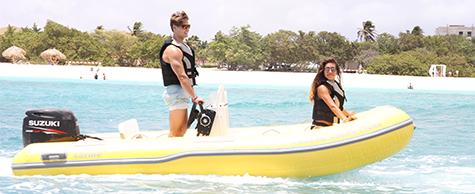 Aruba Private Boat Tour