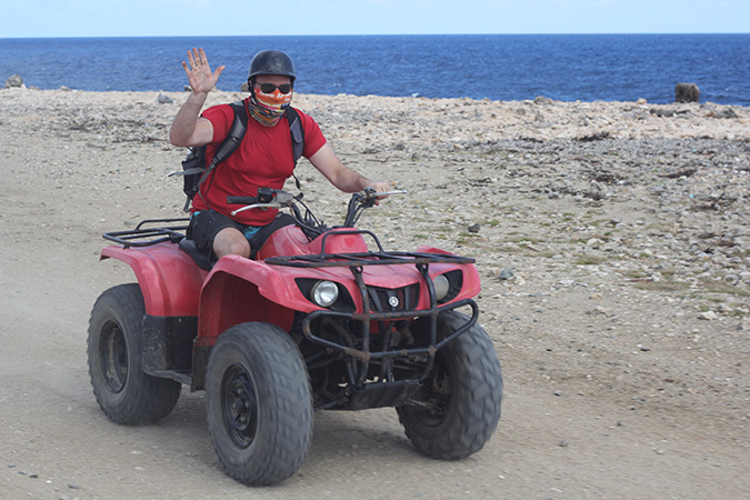 Aruba ATV Tour