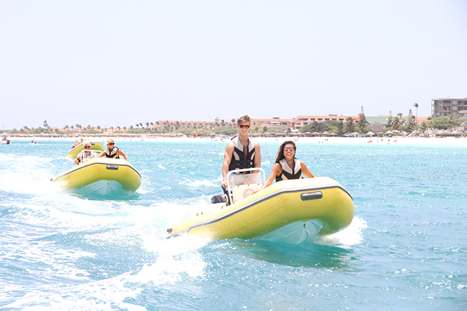 Aruba Boat Tour