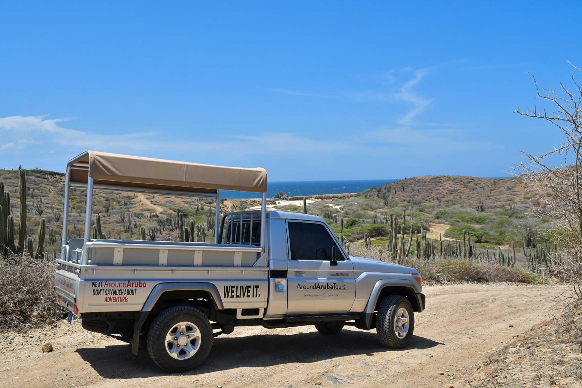 Aruba Private Jeep Tour