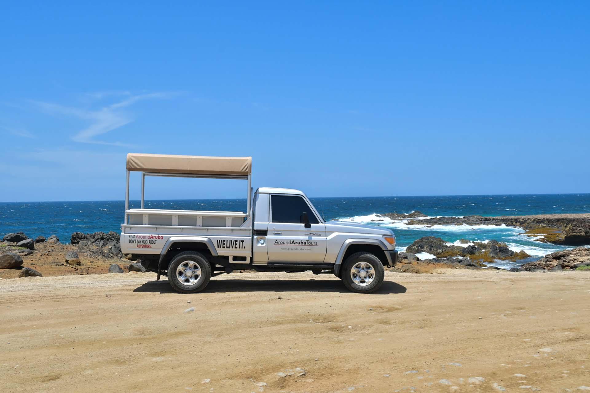 Aruba Outback Jeep Tour