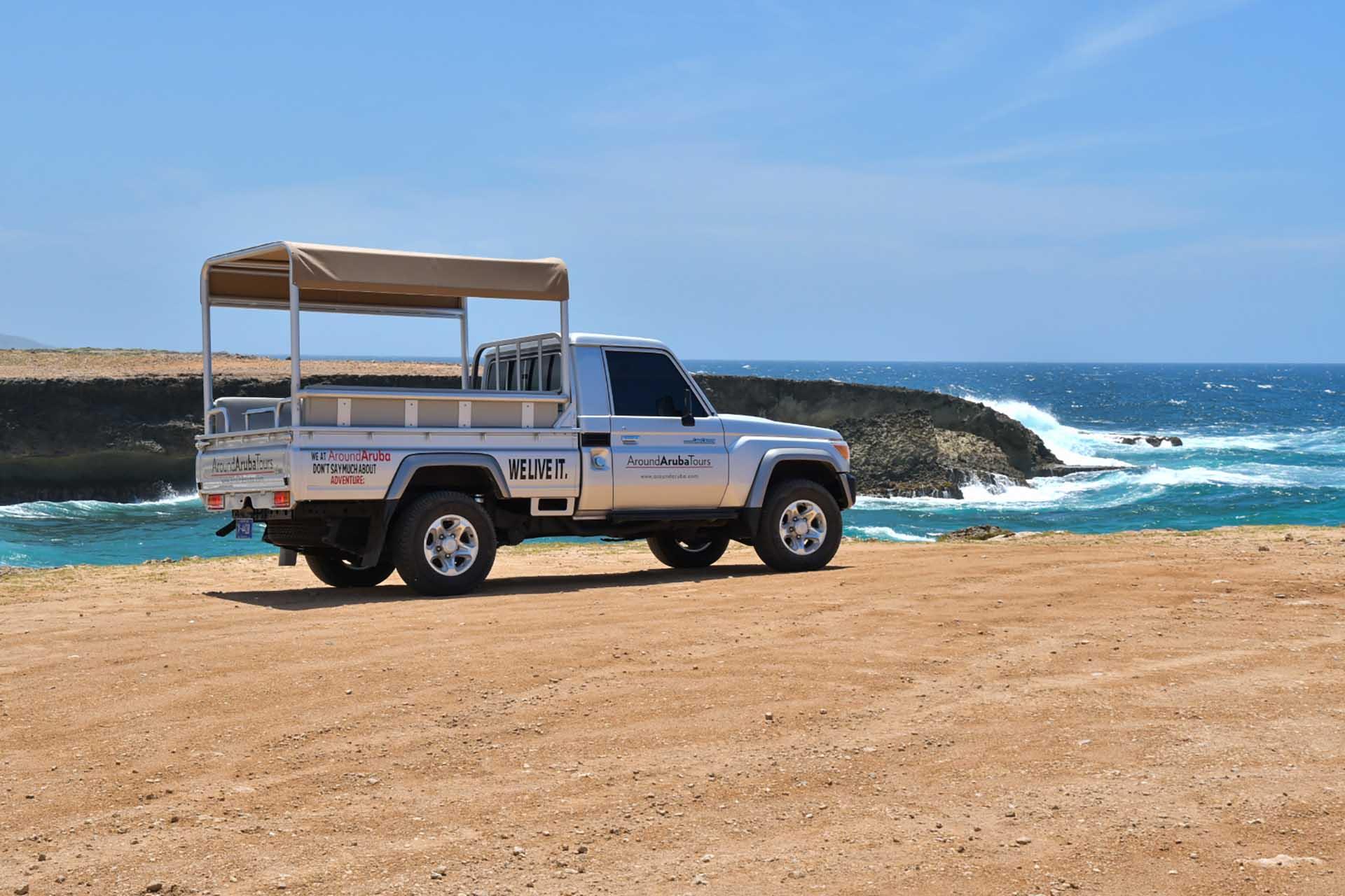 Aruba Safari Jeep Tours