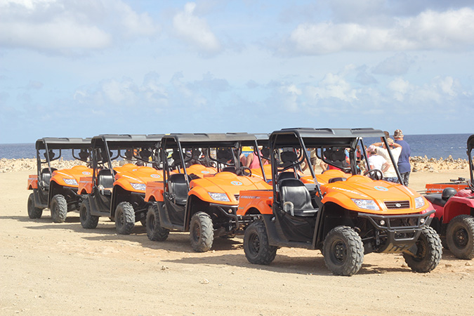 Aruba UTV Tour