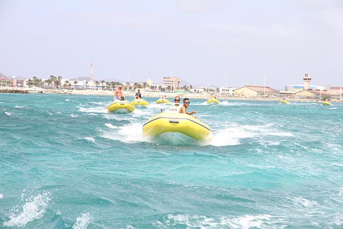 Boat Tours Aruba