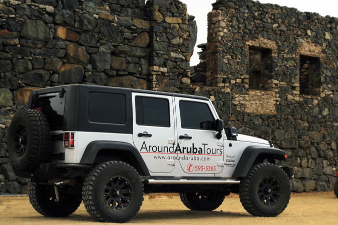 Jeep Tours Aruba
