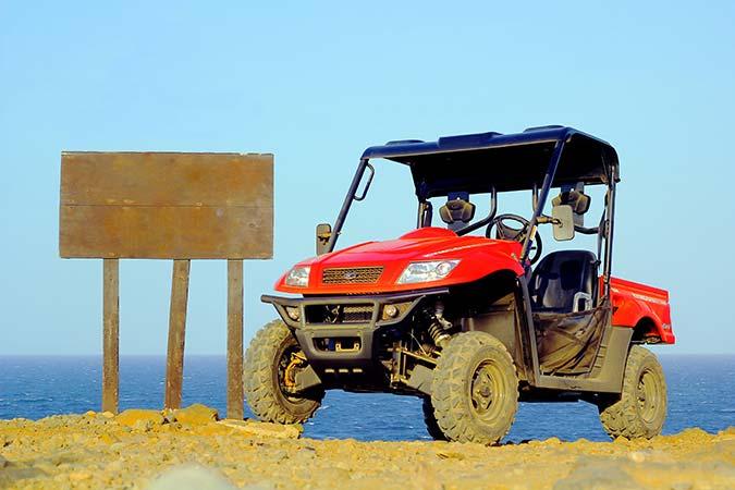 UTV Tours Aruba
