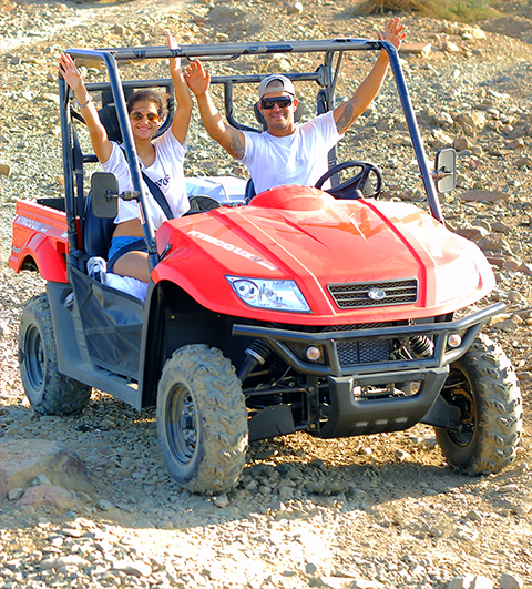 ATV Tour Aruba