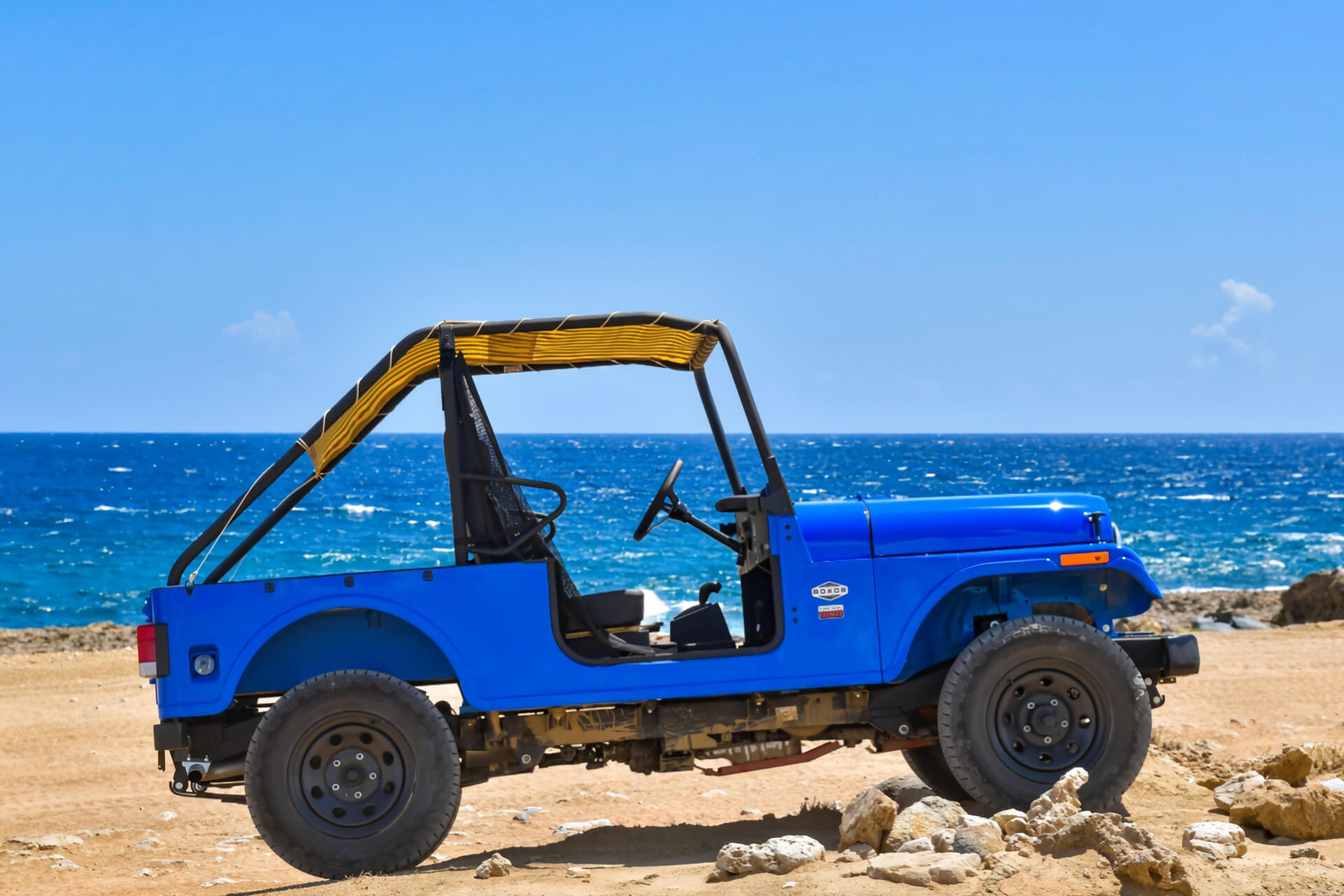 Aruba UTV Tours