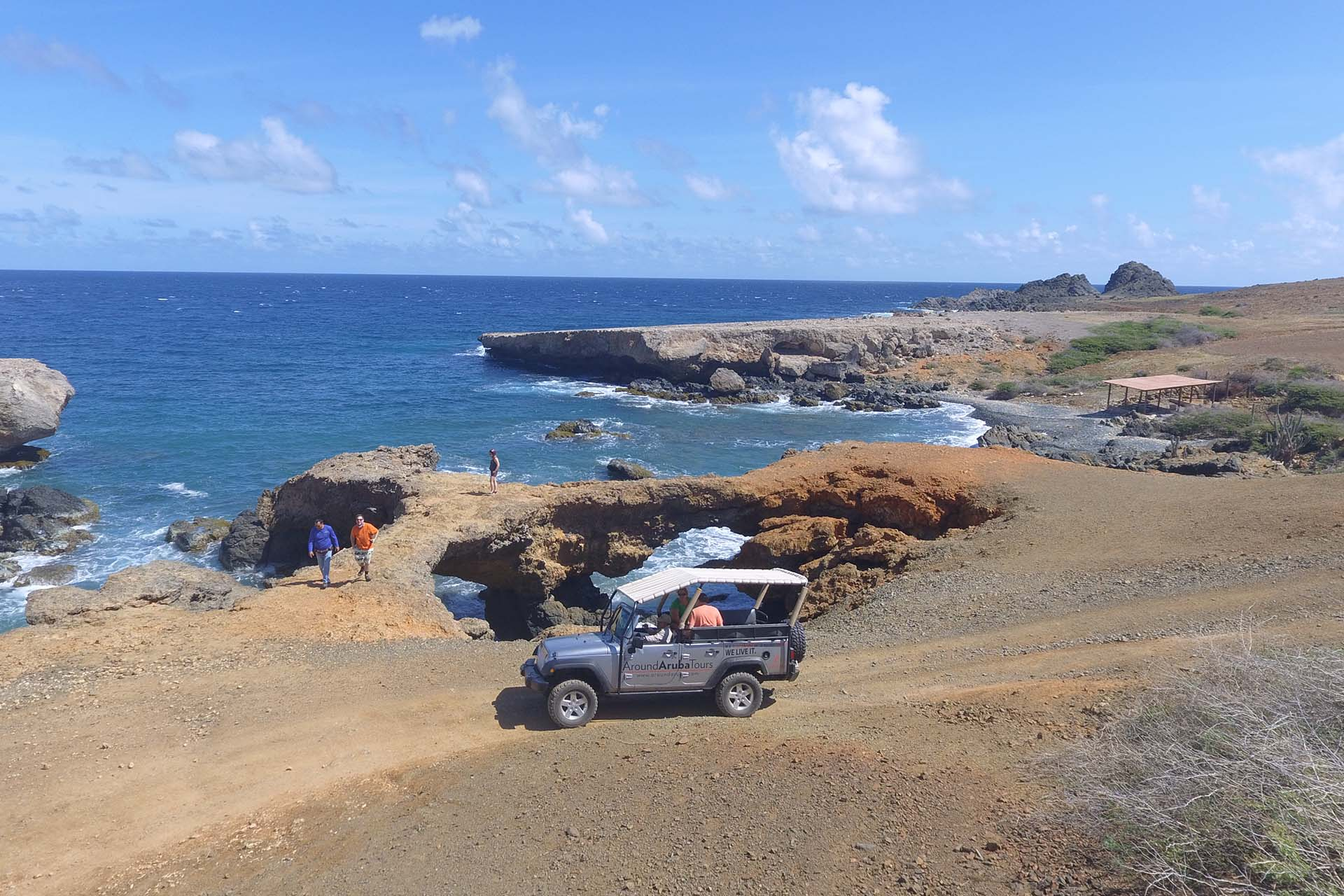 Aruba Jeep Safari Tours