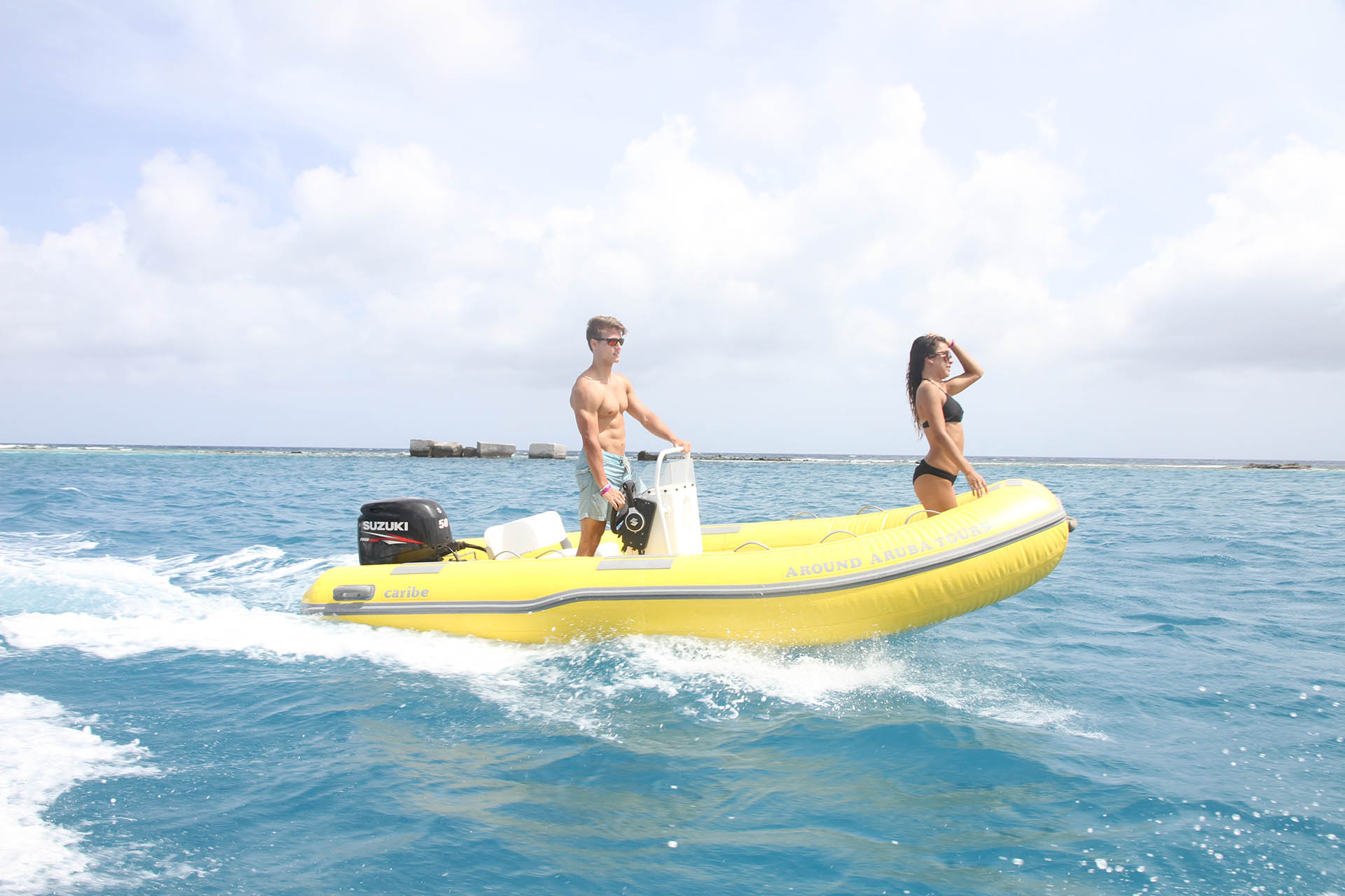 Aruba Mini Boat Tour