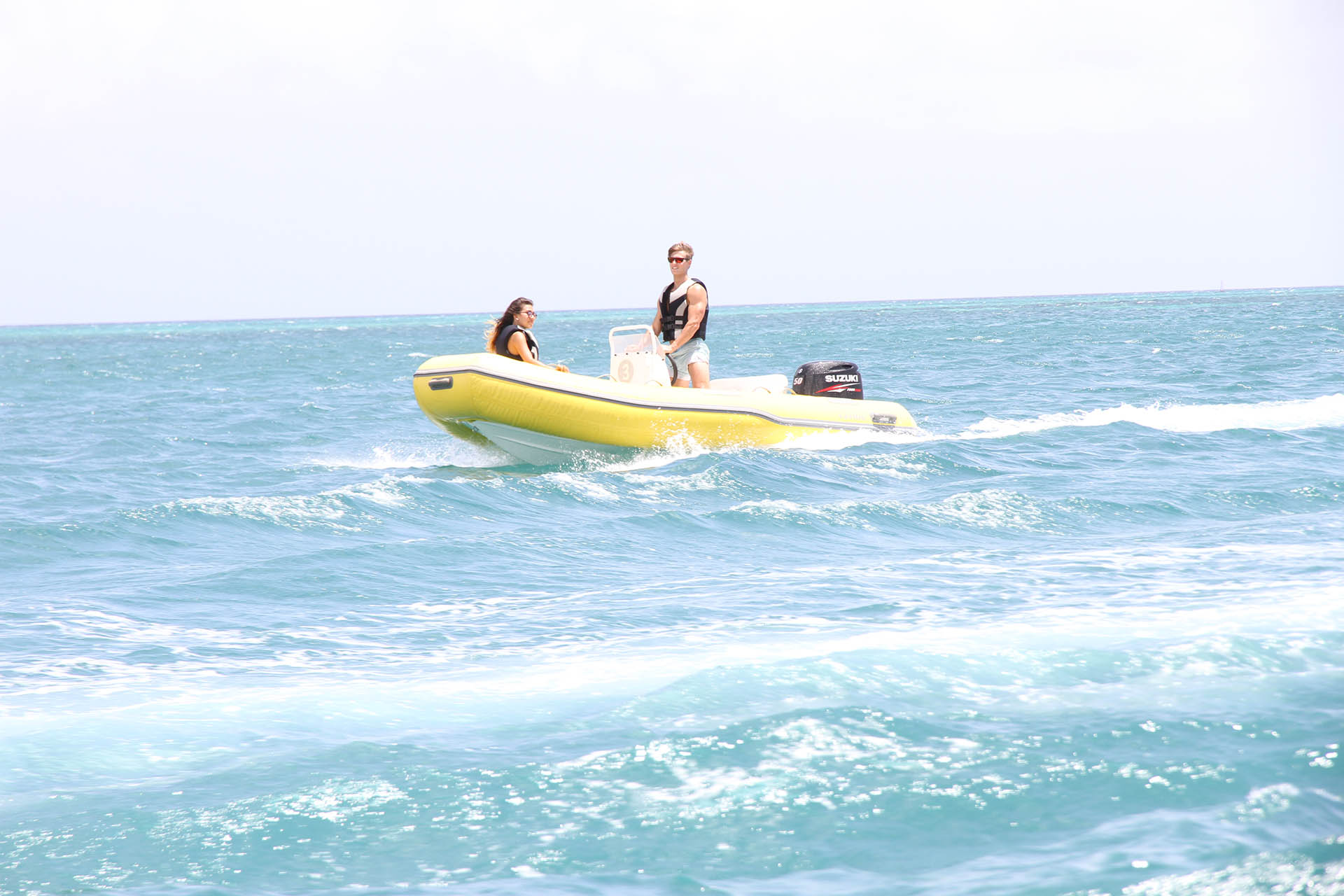 Aruba Mini Boat Tours