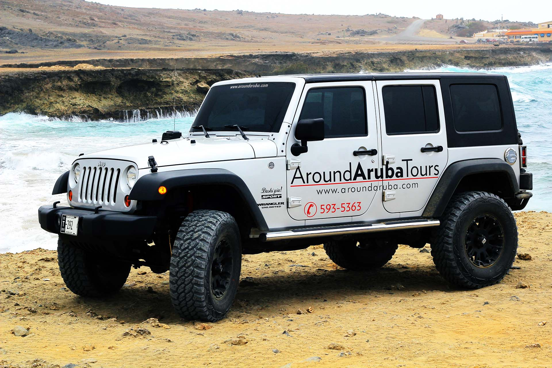 Aruba Private Jeep Tour