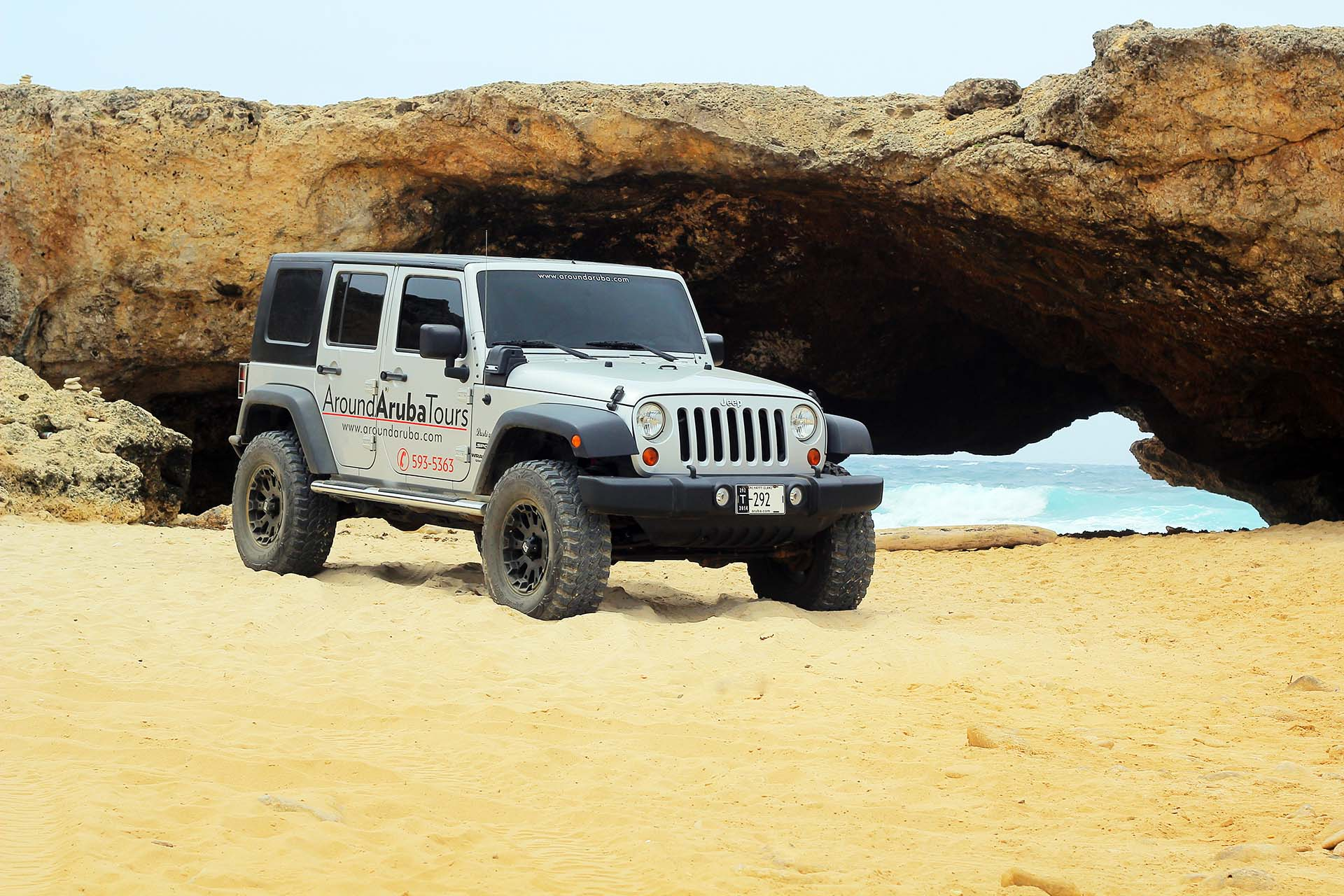 Aruba Private Jeep Tours
