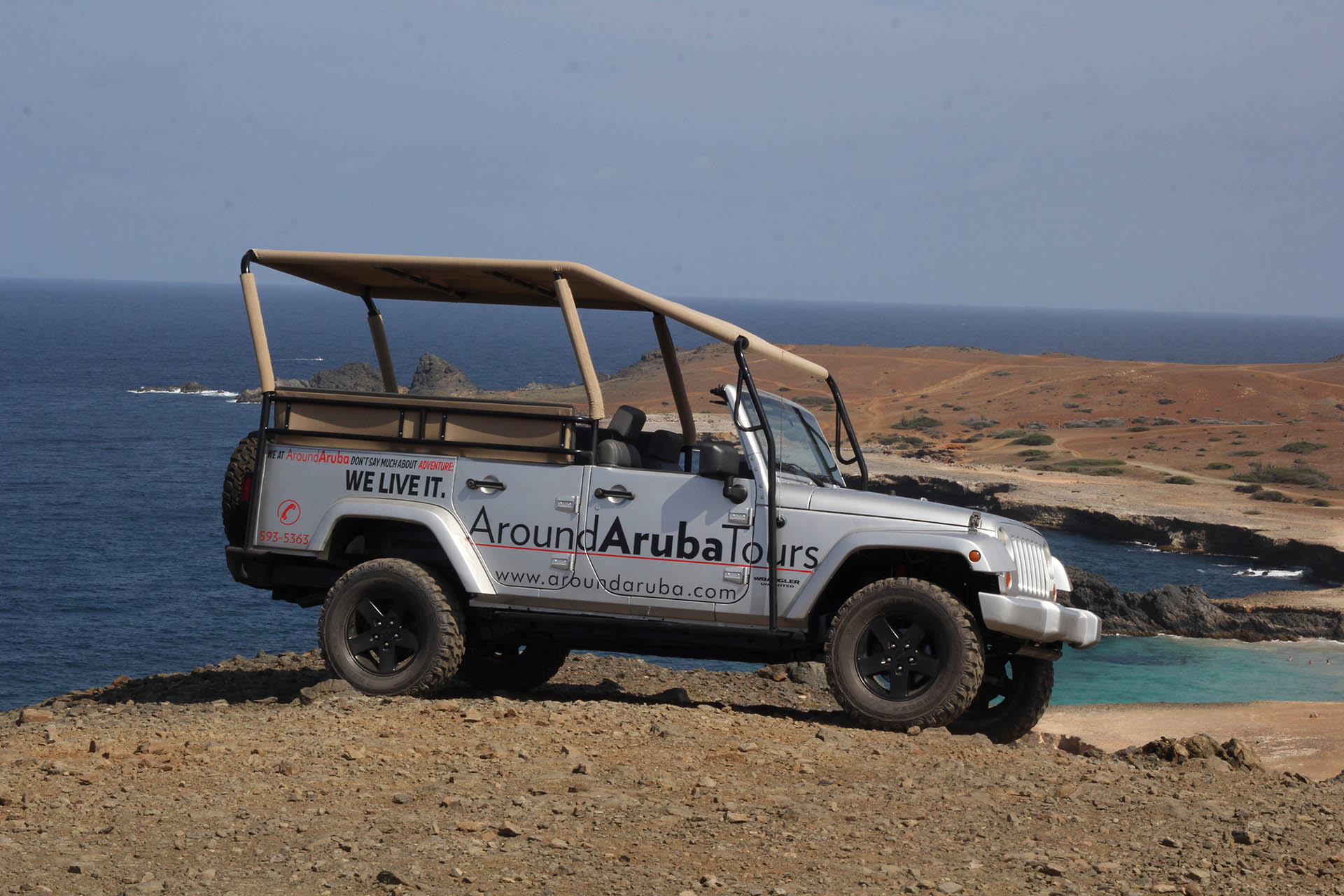 Aruba Safari Jeep Tour