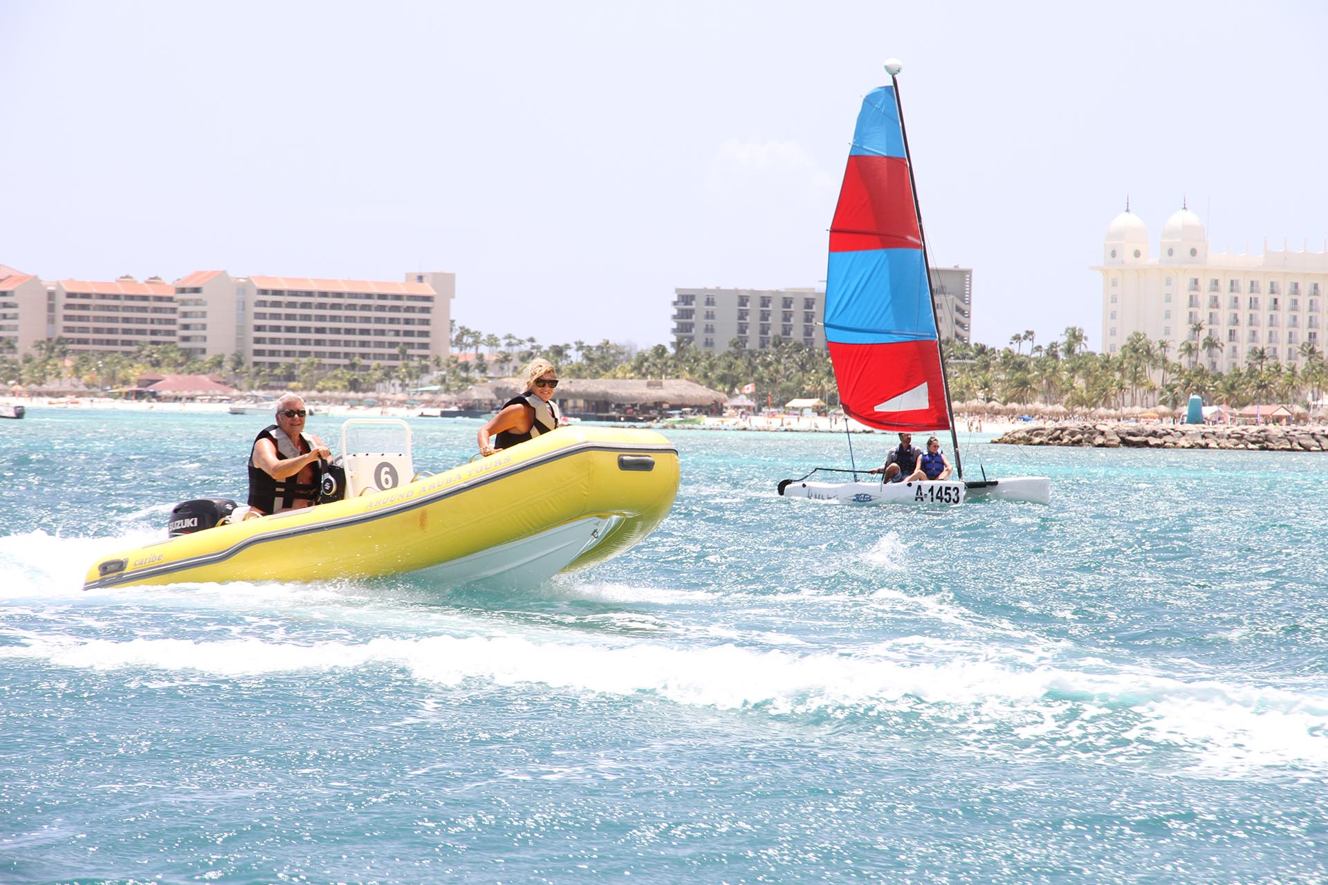 Mini Boat Tours Aruba
