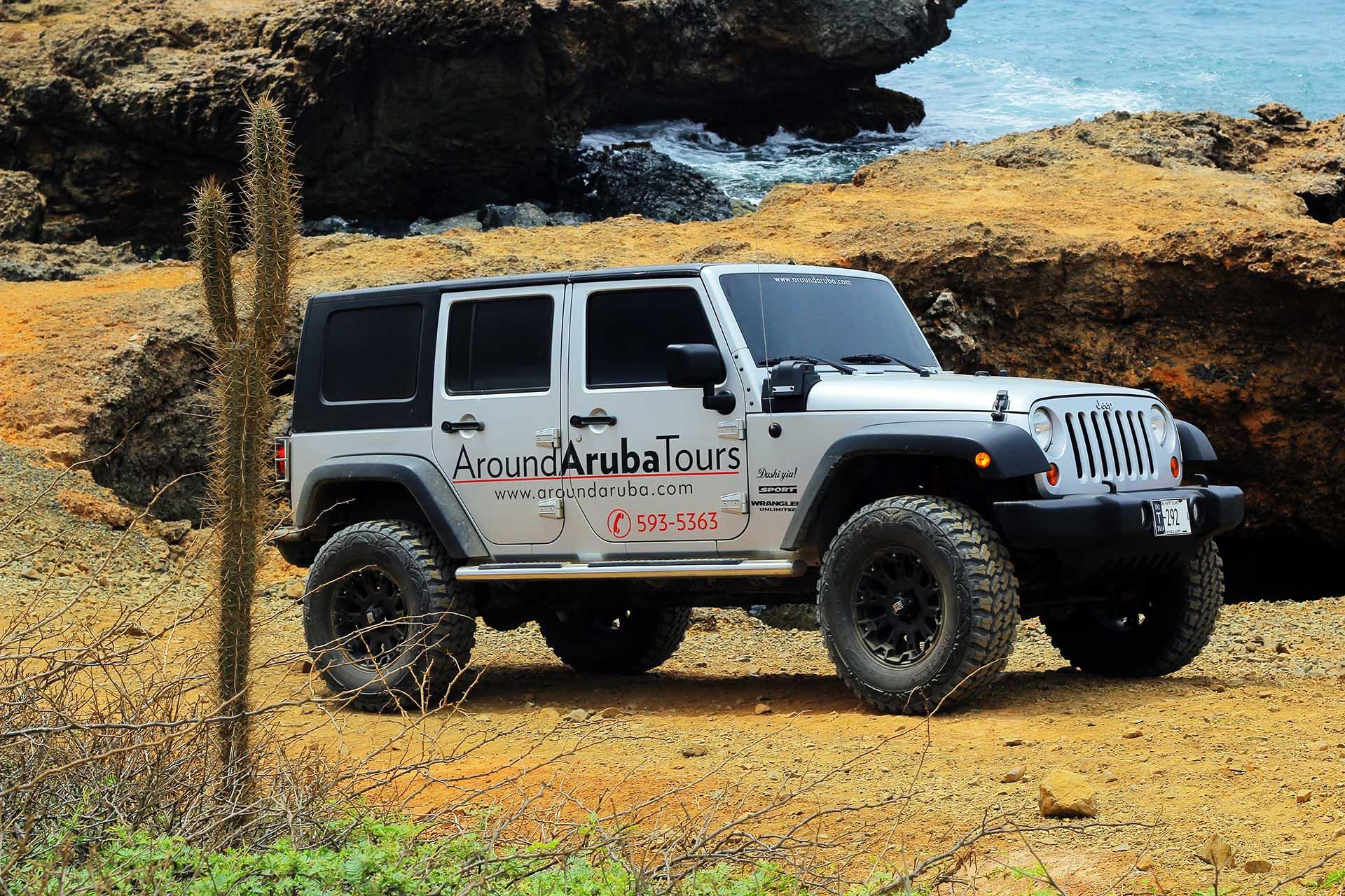 Private Jeep Tour Aruba