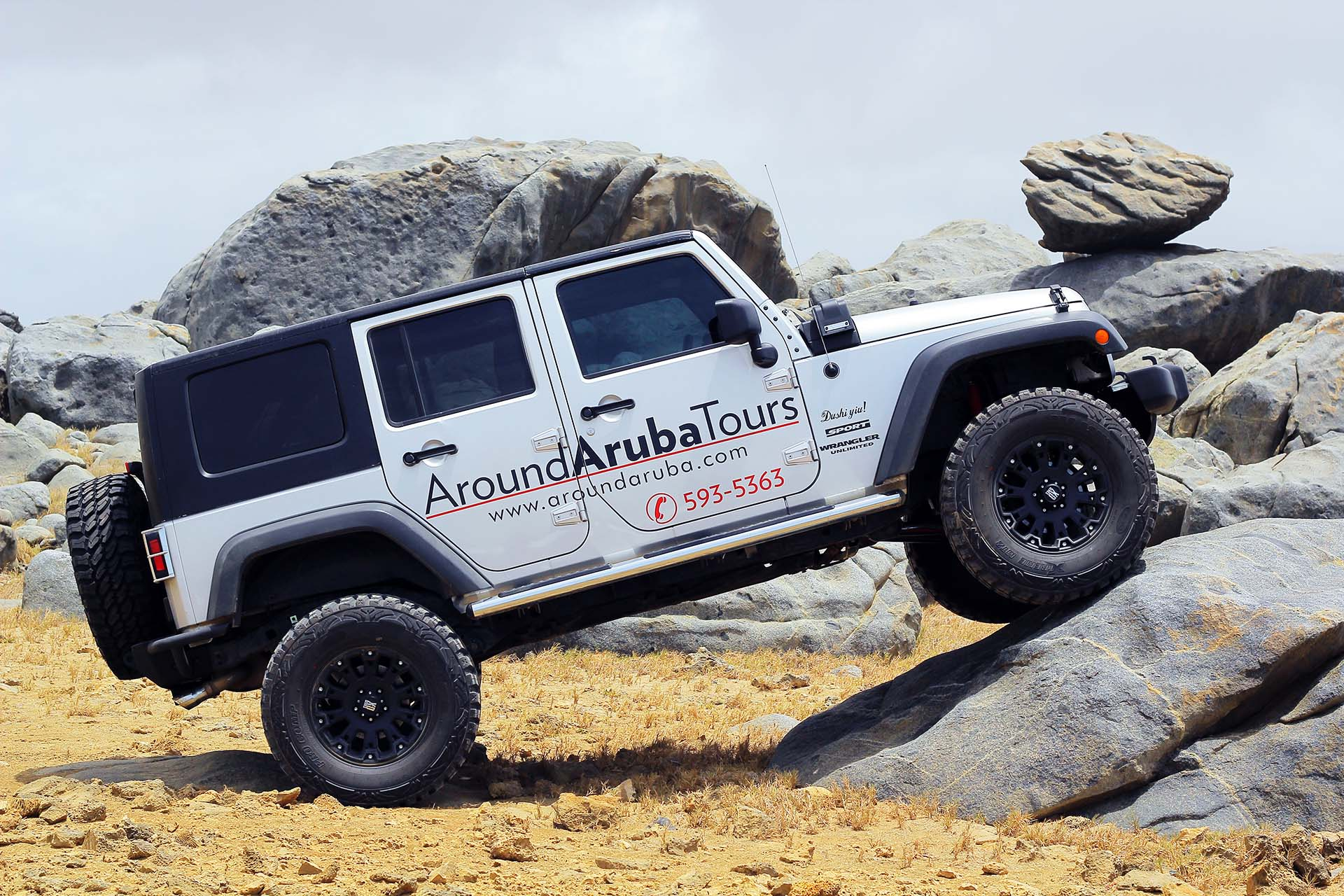 Private Jeep Tours Aruba