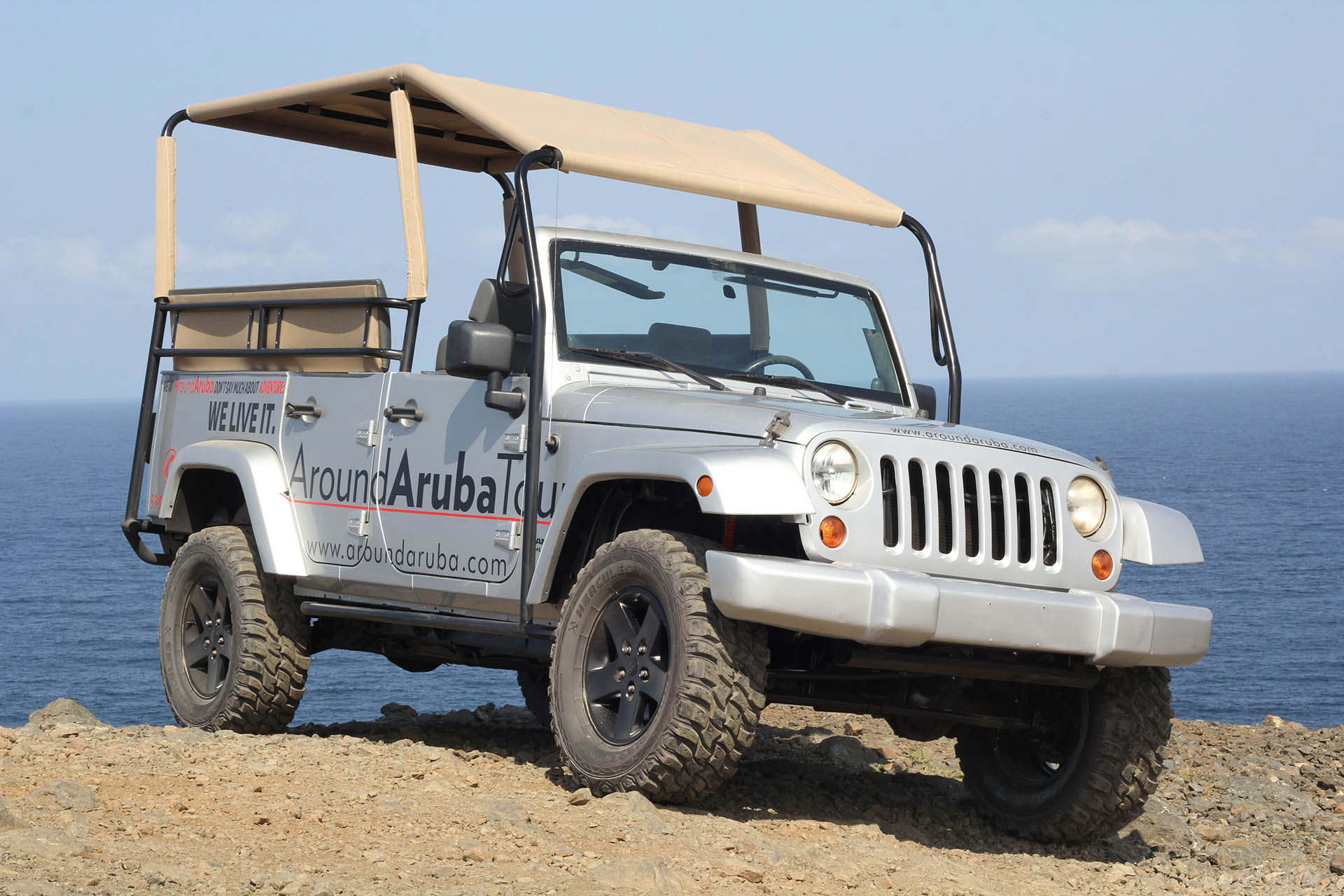 Safari Jeep Tours Aruba